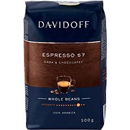 Davidoff Café Espresso 57, zrnková, 500g - Káva