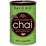 David Rio Chai Tortoise Green Tea 398g - Příchuť