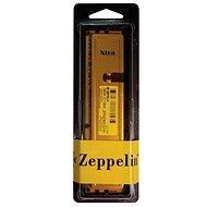 ZEPPELIN 4GB DDR3 1333MHz CL9 GOLD - Operační paměť