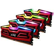 ADATA 32GB KIT DDR4 3000MHz CL16 XPG SPECTRIX D40, červená - Operační paměť