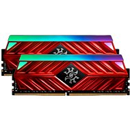 ADATA XPG 16GB KIT DDR4 3200MHz CL16 SPECTRIX D41, červená