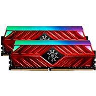 ADATA XPG 16GB KIT DDR4 3600MHz CL17 SPECTRIX D41, červená