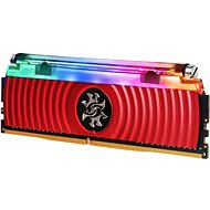 ADATA XPG 16GB DDR4 3600MHz CL17 SPECTRIX D80 Liquid-Cooled, červená - Operační paměť