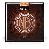 Daddario NB1047 Nickel Bronze Acoustic Extra Light - Struny