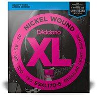 Daddario EXL170-5 Regular Light - .045 - .130 - Struny