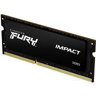 Kingston FURY SO-DIMM 8GB DDR3L 1600MHz CL9 Impact - Operační paměť