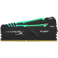 HyperX 16GB KIT DDR4 2666MHz CL16 RGB FURY series