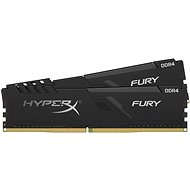 HyperX 32GB KIT DDR4 3200MHz CL16 FURY Black - Operační paměť