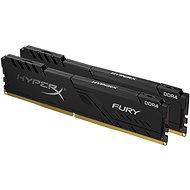 HyperX 64GB KIT DDR4 3600MHz CL18 FURY Black