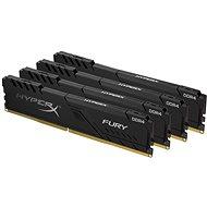 HyperX 64GB KIT DDR4 3600MHz CL18 FURY Black - Operační paměť