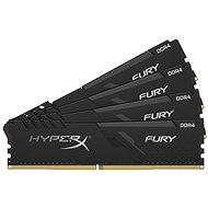 HyperX 64GB KIT DDR4 3000MHz CL15 FURY series - Operační paměť