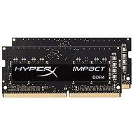 HyperX SO-DIMM 64GB KIT DDR4 2666MHz CL16 Impact - Operační paměť