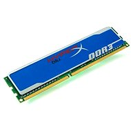 Kingston 2GB DDR3 1600MHz CL9 HyperX blu Edition - Operační paměť