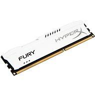 HyperX 8GB DDR3 1866MHz CL10 Fury White Series - Operační paměť