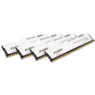 HyperX 32GB KIT DDR4 2933MHz CL17 Fury White Series - Operační paměť