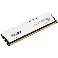 HyperX 16GB DDR4 3466MHz CL19 Fury White Series - Operační paměť