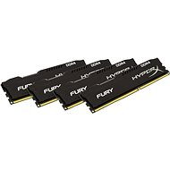 HyperX 32GB KIT DDR4 2933MHz CL17 Fury Black Series - Operační paměť