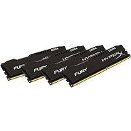 HyperX 64GB KIT DDR4 2933MHz CL17 Fury Black Series - Operační paměť