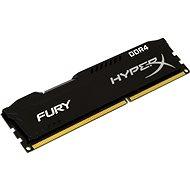 HyperX 16GB DDR4 2400MHz CL15 Fury Black Series - Operační paměť