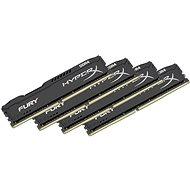 HyperX 64GB KIT DDR4 2400MHz CL15 Fury Black Series - Operační paměť