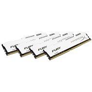 HyperX 64GB KIT DDR4 2400MHz CL15 Fury White Series - Operační paměť