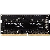 HyperX SO-DIMM 4GB DDR4 2400MHz CL14 Fury Impact Series - Operační paměť