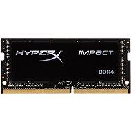 HyperX SO-DIMM 16GB DDR4 2400MHz CL14 Fury Impact Series - Operační paměť