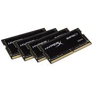 HyperX SO-DIMM 64GB KIT DDR4 2400MHz CL15 Fury Impact Series - Operační paměť
