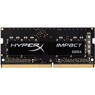 HyperX SO-DIMM 8GB DDR4 2133MHz Impact CL13 Black Series - Operační paměť