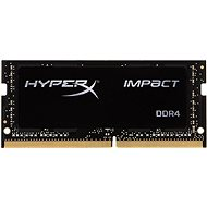 HyperX SO-DIMM 8GB DDR4 2400MHz Impact CL14 Black Series