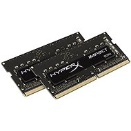 HyperX SO-DIMM 16GB DDR4 2400MHz Impact CL14 Black Series - System Memory
