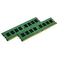 Kingston 32GB KIT DDR4 2133MHz CL15 ECC Unbuffered - Operační paměť