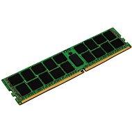 Kingston 16GB DDR4 2400MHz CL17 ECC Unbuffered Micron A - Operační paměť