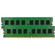 Kingston 32GB KIT DDR4 2400MHz CL17 ECC Unbuffered Intel - Operační paměť