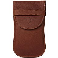 Decoded Leather Pouch For Apple Magic Mouse Brown - Ochranné pouzdro