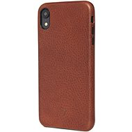 Decoded Leather Case Brown iPhone XR - Kryt na mobil