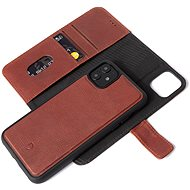 Decoded Leather Wallet Brown iPhone 11 - Kryt na mobil