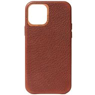 Decoded Backcover Brown iPhone 12/iPhone 12 Pro - Kryt na mobil