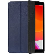 """Decoded Leather Cover Navy iPad 10.2"""" 2019 - Pouzdro na tablet"""