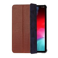 Decoded Slim Cover Brown iPad Pro 12,9'' 2021 - Pouzdro na tablet