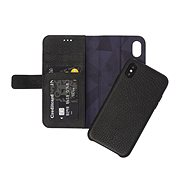 Decoded Leather 2in1 Wallet Case Black iPhone X