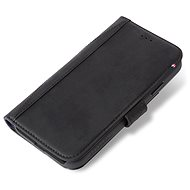 Decoded Leather Card Wallet Black iPhone XS Max - Pouzdro na mobilní telefon