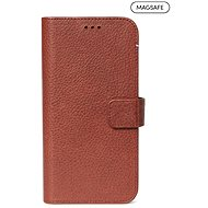 Decoded Wallet Brown iPhone 12 Pro Max - Pouzdro na mobil