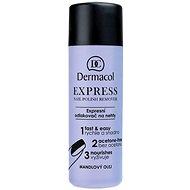 DERMACOL Express Nail Polish Remover 120ml - Nail Polish Remover