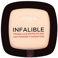 ĽORÉAL PARIS Infaillible 24H Matte Powder 123 Warm Vanilla - Pudr