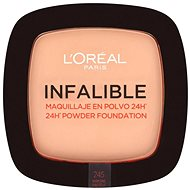 ĽORÉAL PARIS Infaillible 24H Matte Powder 245 Warm Sand - Pudr