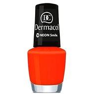DERMACOL Neon Nail Polish Smile č.16 - Lak na nehty