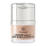 DERMACOL Caviar Long Stay Make-Up & Corrector Pale 30 ml - Make-up