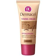 DERMACOL Toning Cream 2in1 Caramel 30 ml