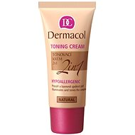 DERMACOL Toning Cream 2v1 - Natural 30 ml